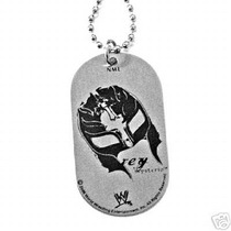 Wwe Rey Mysterio Dog Tag