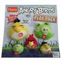 Angry Birds Jugar Pack ... 5 Pieza Conjunto De Juguete ... M