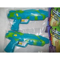 Gcg Lote De 2 Pistolas Lanza Agua De Juguete Color Verde Vjr