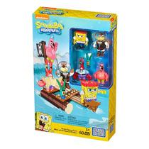 Mega Bloks Bob Esponja Set De Figuras Piratas