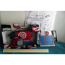 Pistola Dardos Boom Co Mattel Farshot Incluye 16 Municiones