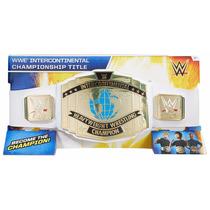 Wwe Intercontinental Championship Cinturón Campeonato