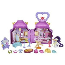 My Little Pony Cutie Marcos Magia Rareza Booktique Playset