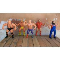 Luchadores De La W Vintage