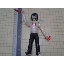 Creepypasta, Jeff The Killer Bootleg Hecho En Mexico