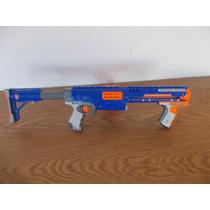 Pistola Nerf Raider Cs-35 Con Cargador #164