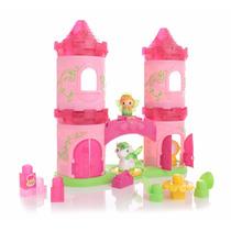 Mega Blocks Castillo Encantado 3 Historias 20 Pzas Mattel