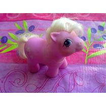 1980s Mi Pequeno Pony Bebe Con Diente