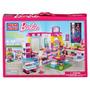 Mega Bloks Barbie Build N Play Bakery Shop Modelo 80249