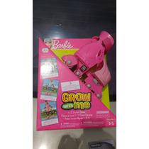 Patines Para Niña Barbie Fisher Price 123 Originales