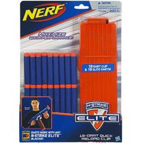 Nerf Clip N-strike Cargador Para 18 Dardos Elite Nuevo