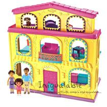 Casa De Muñecas De Fisher-price De Dora La Exploradora
