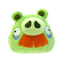 Angry Birds Felpa 5 Pulgadas Abuelo Cerdo Con Sonido