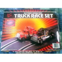 Pista De Carreras Truck Race Set.