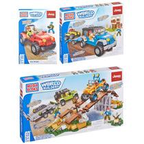 Coleccion Mega Bloks Jeep Nuevos 97803 + 97804+ 97806