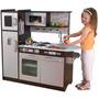 Cocina Para Niños Espresso Kidkraft Uptown