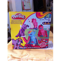 Play Doh. My Little Pony Set Para Crear
