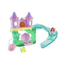 Disney Princess Ariel Castillo Bath
