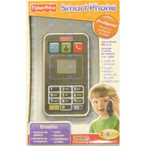 Fisher Price Smartphone Bilingüe Smart Phone