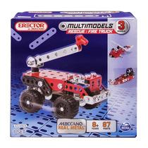Meccano Multimodels 3 En 1, La Romana Tlalnepantla