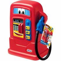Bomba Estacion De Gasolina Cozy Little Tikes Juguetes Niños