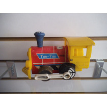Tuu-tuu Locomotora Tren Fisher Price Vintage