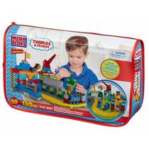 Mega Bloks Thomas El Tren Deluxe Starter , Modelo 10631