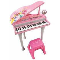Piano Clásico, Princesas, Black Little, De Juguetes Impala