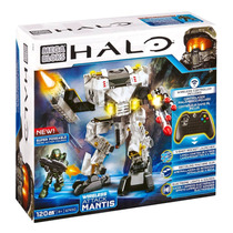 Mega Bloks Halo Wireless Attack Mantis , Modelo 97450