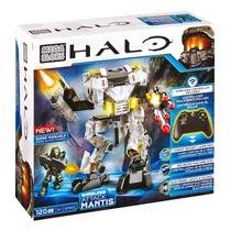 Mega Bloks Halo Wireless Attack Mantis , Modelo 97450