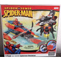 Spiderman Showdown Marvel De La Marca Megabloks 175 Bloques