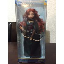 Muñeca Merida Brave Con Arco Disney Store
