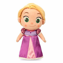 Peluche Princesa Rapunzel Disney Store 30 Cm