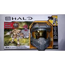 Mega Bloks Halo Micro Flota Invasion Del Mantis Nuevo