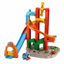 Fisher Price Mi Primer Torre-pista Thomas & Friends,original