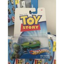 Hot Wheels Toy Story Rex Rc Chunk Stretch Sellados 4