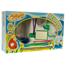 Acuario Infantil Educativo Con Accesorios Mi Alegría 5+ Dml