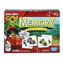 Angry Birds Go! Juego De Memoria
