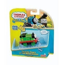 Juguete Tren Thomas Fisher Price Verde