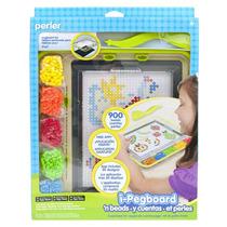 Perler Beads Ipegboard Starter Kit Especial Para Ipad®