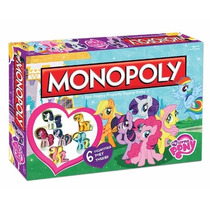 Juego My Little Pony Monopoly Board