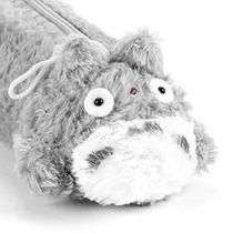 1 X Cosplay Lindo Mi Vecino Totoro Felpa Gris Caja De Lápiz
