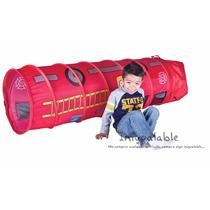 Túnel Para Niños En Forma De Bomberos