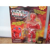 Robot Luchador Soc´em Rock Em Toy Story2