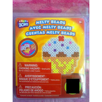 Beads Set Para Hacer Mariposa Y Helado