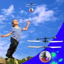Bola Volar Con Luces, Control Remoto Y Música