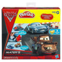 Ar-play Doh Playset -play Doh Cars 2 Mater