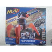 Nerf Terradrone Combat Creatures Lanza 12 Dardos Nuevo