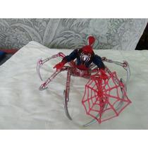 Spiderman En Forma De Araña