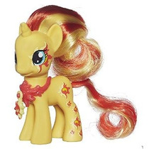 Mi Figura Little Pony Cutie Marcos Magia Sunset Shimmer